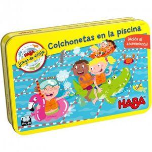 JOC - COLCHONETAS EN LA PISCINA