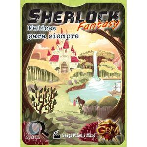JOC - SHERLOCK. FELICES PARA SIEMPRE