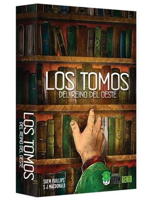 JOC - LOS TOMOS DEL REINO DEL OESTE