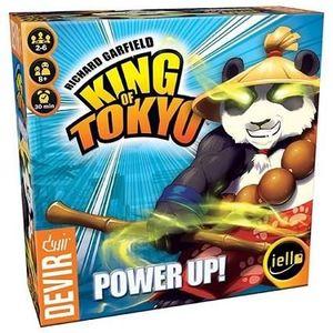 JOC - KING OF TOKYO: POWER UP