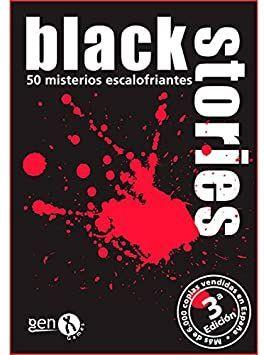 JOC - BLACK STORIES DAMAS MORTALES