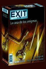 JOC - EXIT LA CASA DE LOS ENIGMAS