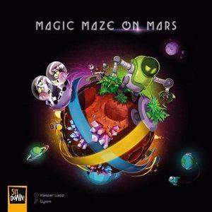 JOC - MAGIC MAZE EN MARTE