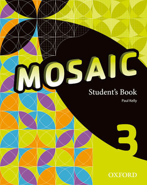 MOSAIC 3 STUDENT'S BOOK