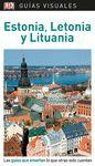 ESTONIA, LETONIA Y LITUANIA - GUIAS VISUALS (2019)