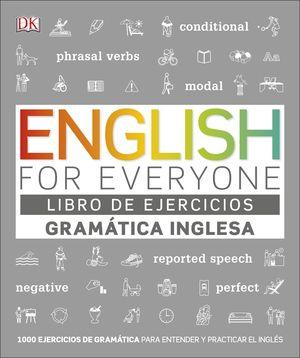 ENGLISH FOR EVERYONE GRAMÁTICA EJERCICIOS