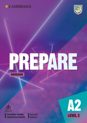 PREPARE SECOND EDITION. WORKBOOK WITH AUDIO DOWNLOAD. LEVEL 2