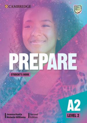 PREPARE SECOND EDITION. STUDENT'S BOOK. LEVEL 2