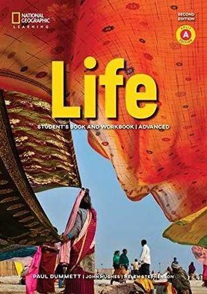 LIFE ADVANCED COMBO A+APP+ AUDIO CD 2E