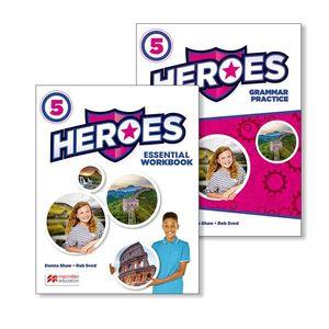 HEROES 5 ESSENTIAL AB PK (+GRAM PRACT)