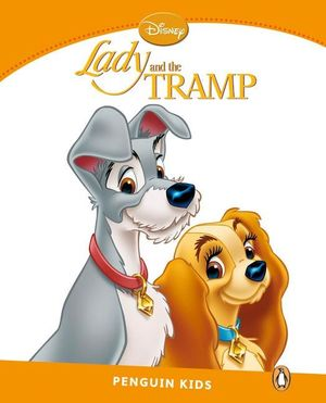 LADY AND THE TRAMP READER. PENGUIN KIDS