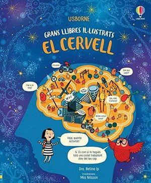 EL CERVELL. GRANS LLIBRES IL.LUSTRATS