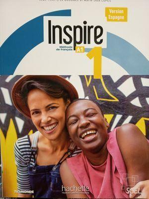 INSPIRE 1 VERSION ESPAGNE ALUMNO