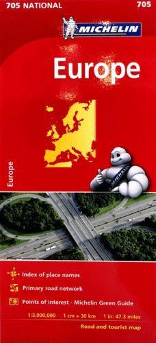 MAPA NATIONAL EUROPA (ANGLES)
