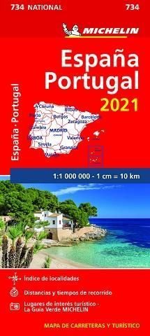 MAPA PORTUGAL/ESPAÑA 2021 (PORTUGUES)