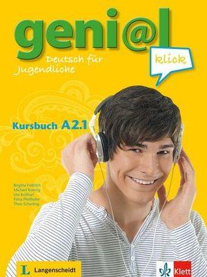 GENI@L KLICK A2.1, LIBRO DEL ALUMNO CON AUDIO ONLINE