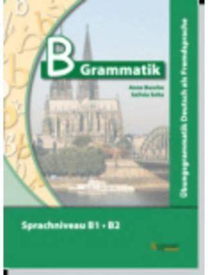 B-GRAMMATIK (B1-B2) MIT AUDIO-CD