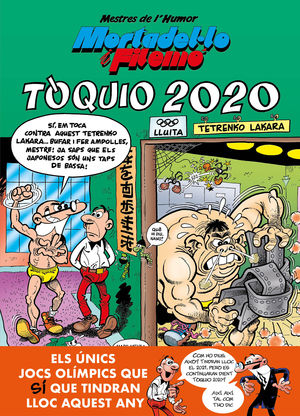 TÒQUIO 2020 (MESTRES DE L'HUMOR 55)