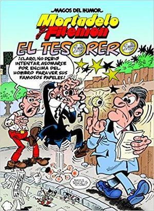 MORTADELO Y FILEMÓN. EL TESORERO