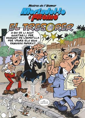 MORTADEL·LO I FILEMÓ. EL TRESORER