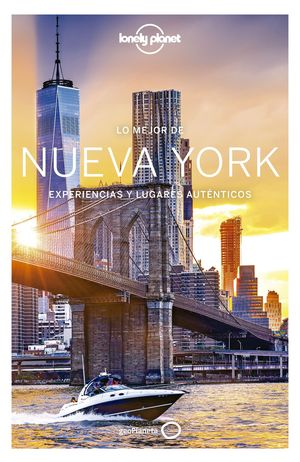 LO MEJOR DE NUEVA YORK - LONELY PLANET (2020)