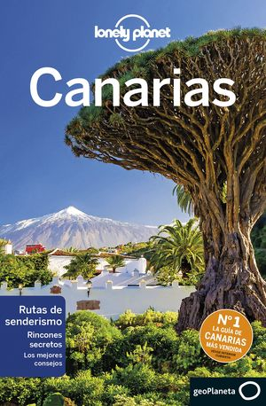 CANARIAS - LONELY PLANET (2020)