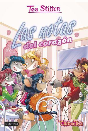 TEA STILTON 34. LAS NOTAS DEL CORAZÓN