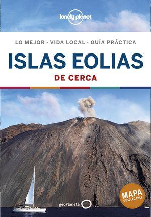 ISLAS EOLIAS DE CERCA - LONELY PLANET (2021)