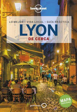 LYON DE CERCA - LONELY PLANET (2021)