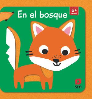 EN EL BOSQUE. CON COLGADOR 6+MESES