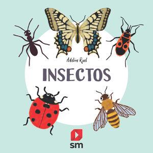 INSECTOS. COLECCION NATURALEZA