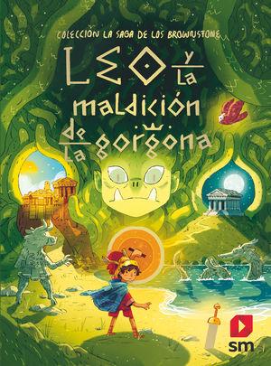 LA SAGA DE LOS BROWNSTONE. LEO Y LA MALDICION DE LA GORGONA