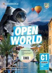OPEN WORLD ADVANCED. SELF-STUDY PACK (STUDENT'S BOOK WITH ANSWERS AND WORKBOOK W