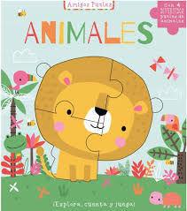 AMIGOS PUZLES. ANIMALES