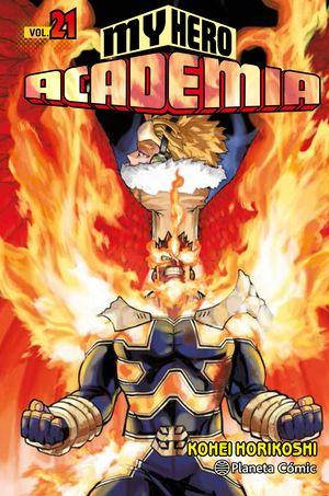 MY HERO ACADEMIA Nº 21