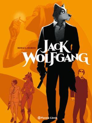 JACK WOLFGANG Nº 01/03 (NOVELA GRÁFICA)
