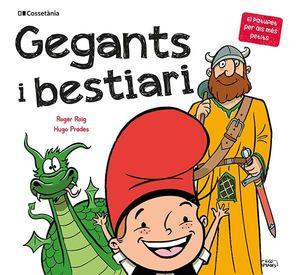 GEGANTS I BESTIARI (LLETRA PAL)