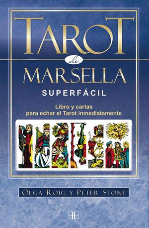 TAROT DE MARSELLA SUPERFACIL (LIBRO + CARTAS)