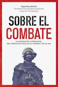 SOBRE EL COMBATE (2ªED)