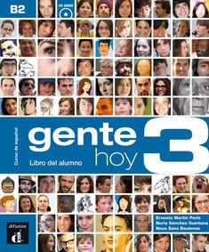 GENTE HOY 3 LIBRO DEL ALUMNO + CD