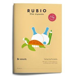 RUBIO VACANCES INFANTIL 3R