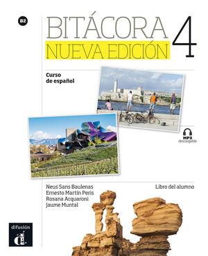BITÁCORA NUEVA EDICIÓN 4 LIBRO DEL ALUMNO
