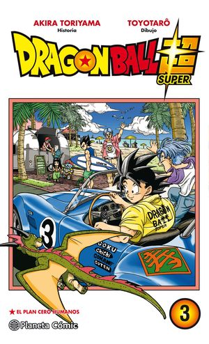 DRAGON BALL SUPER Nº 03