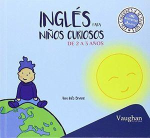 INGLES PARA NIÑOS CURIOSOS 2-3 AÑOS