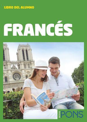 FRANCES (2 LIBROS+AUDIOS+VIDEOS+ACTIVIDADES ONLINE). IDIOMAS PONS