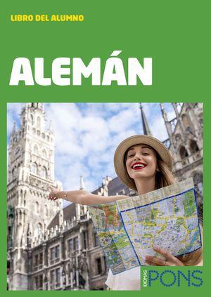 ALEMAN (2 LIBROS+AUDIOS+VIDEOS+ACTIVIDADES ONLINE). IDIOMAS PONS
