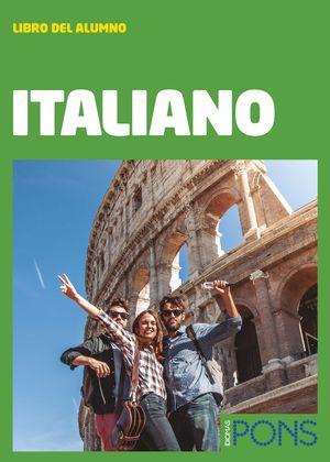 ITALIANO (2 LIBROS+AUDIOS+VIDEOS+ACTIVIDADES ONLINE). PONS IDIOMAS