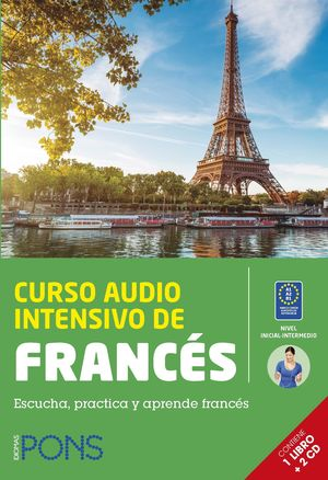 CURSO AUDIO INTENSIVO DE FRANCES. IDIOMAS PONS