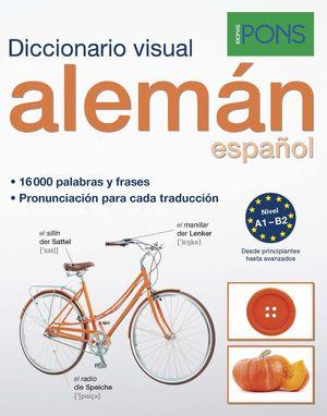 DICCIONARIO VISUAL ALEMAN/ESPAÑOL. IDIOMAS PONS