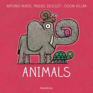 ANIMALS. DEL BRESSOL A LA LLUNA